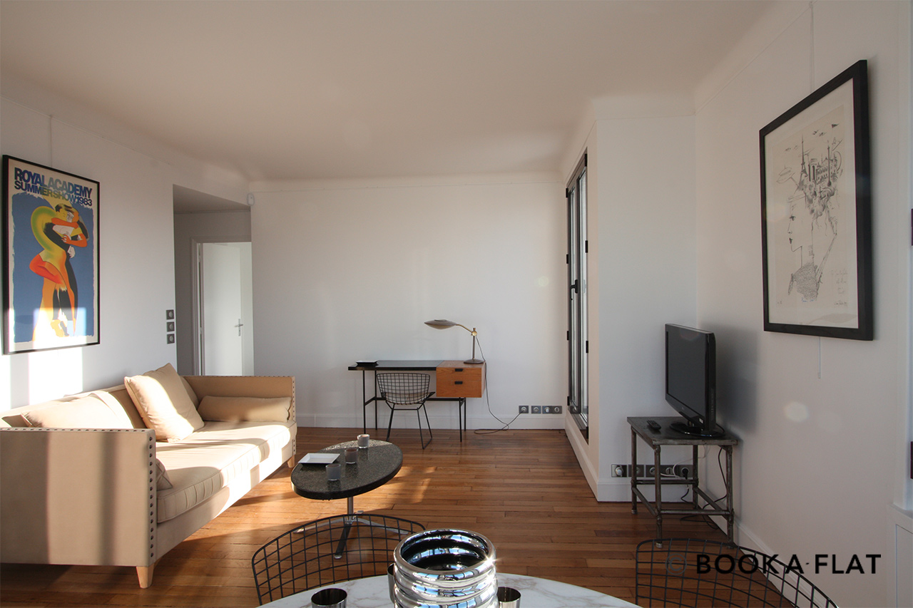 Apartment Paris Rue du Helder 3