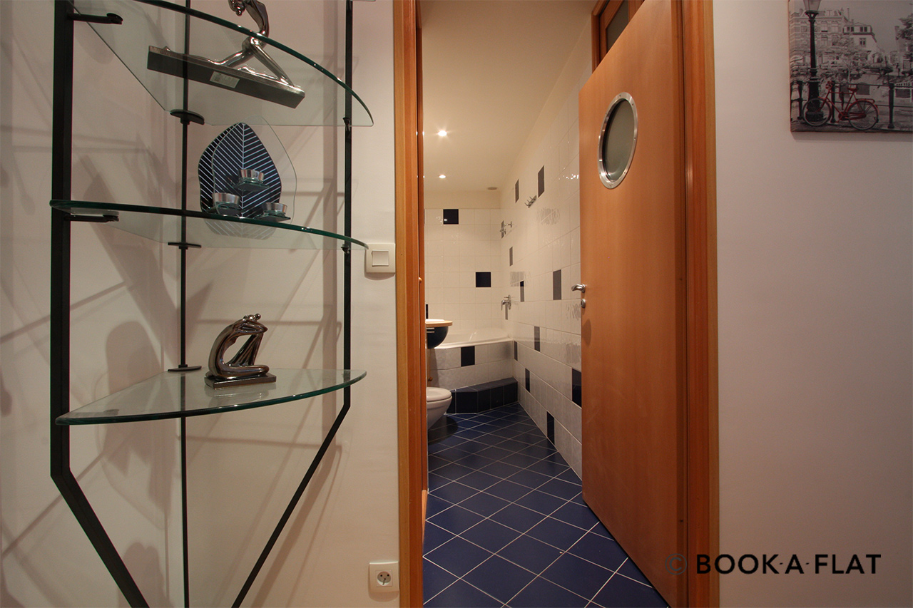 Appartement Paris Rue Cortambert 12