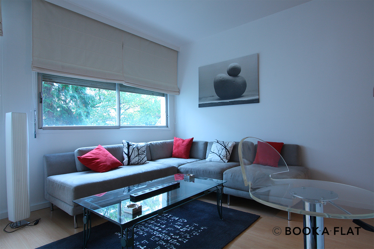 Furnished apartment for rent Paris Rue Cortambert