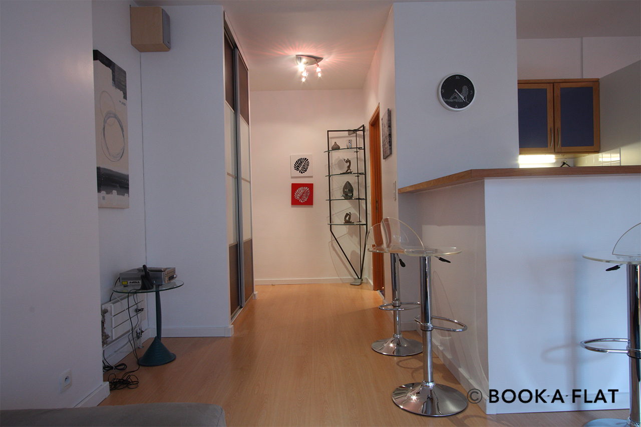 Appartement Paris Rue Cortambert 2