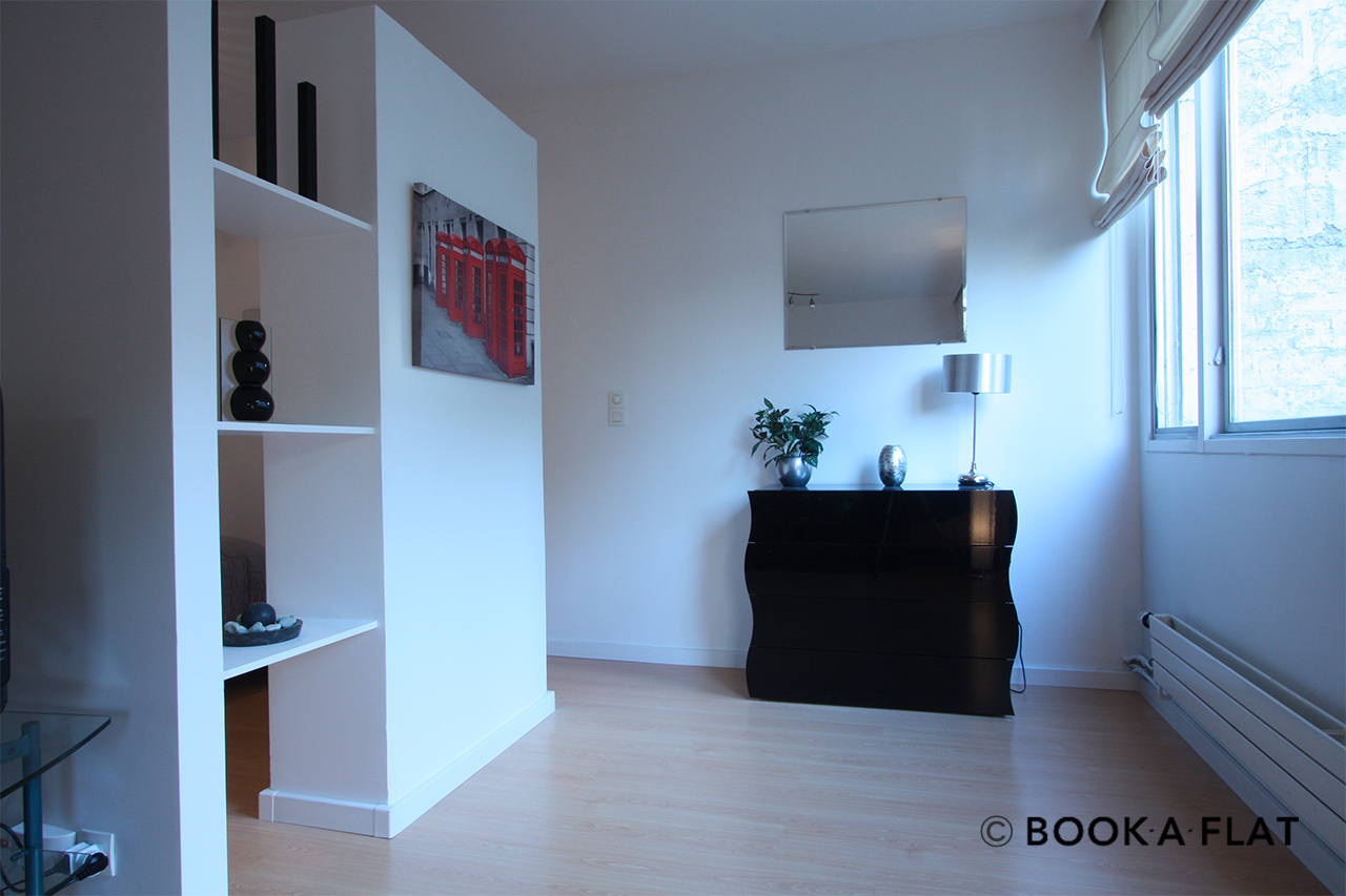 Appartement Paris Rue Cortambert 4