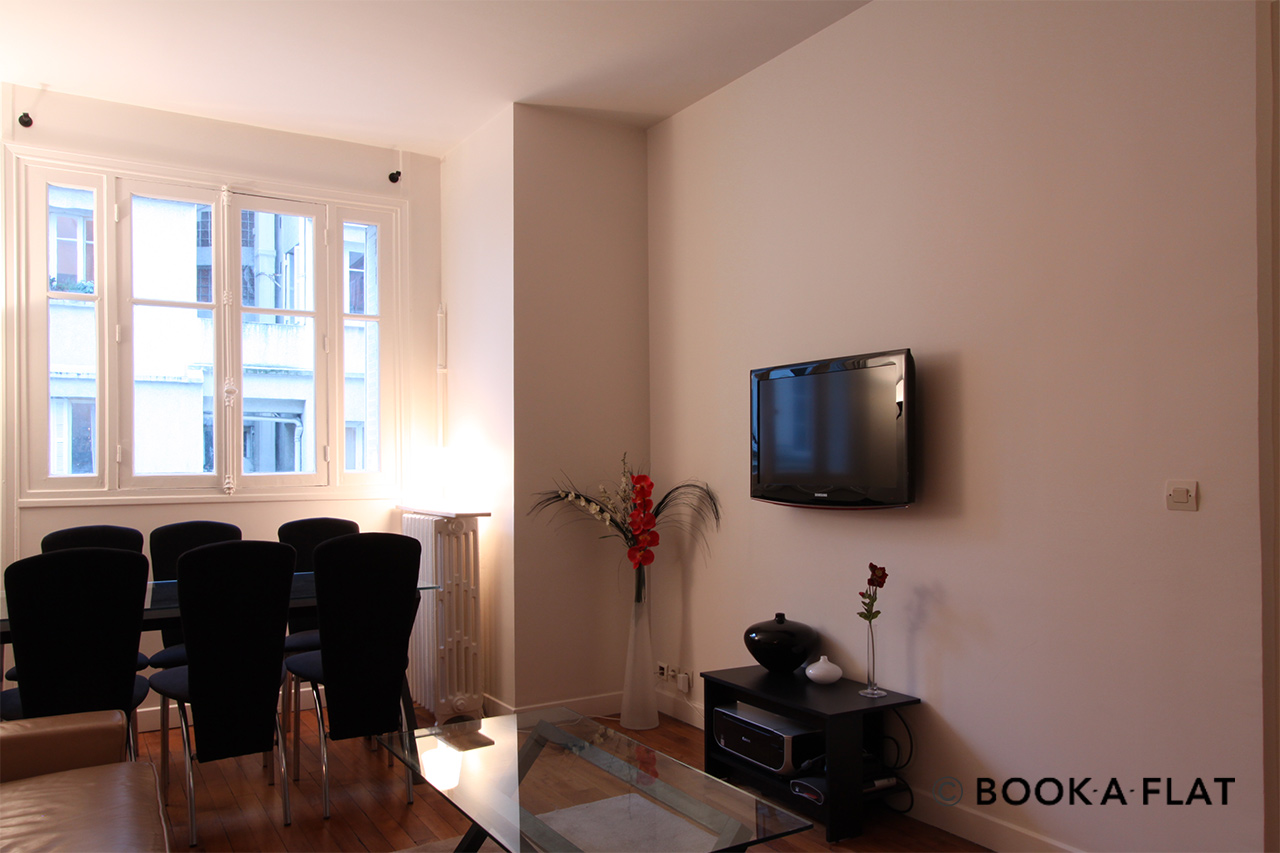 Paris Rue de la Faisanderie Apartment for rent
