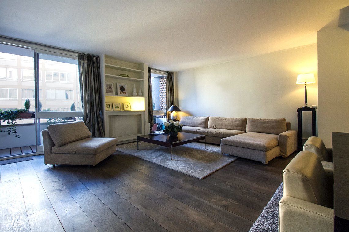 Furnished apartment for rent Paris Rue de la Fédération