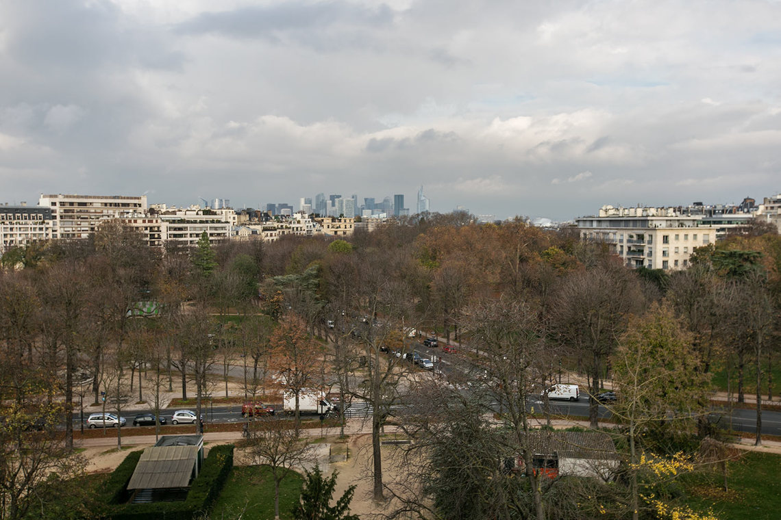 Appartamento Paris Boulevard de Beauséjour 16