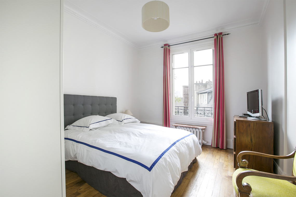 Appartement Paris Avenue de Lamballe 10