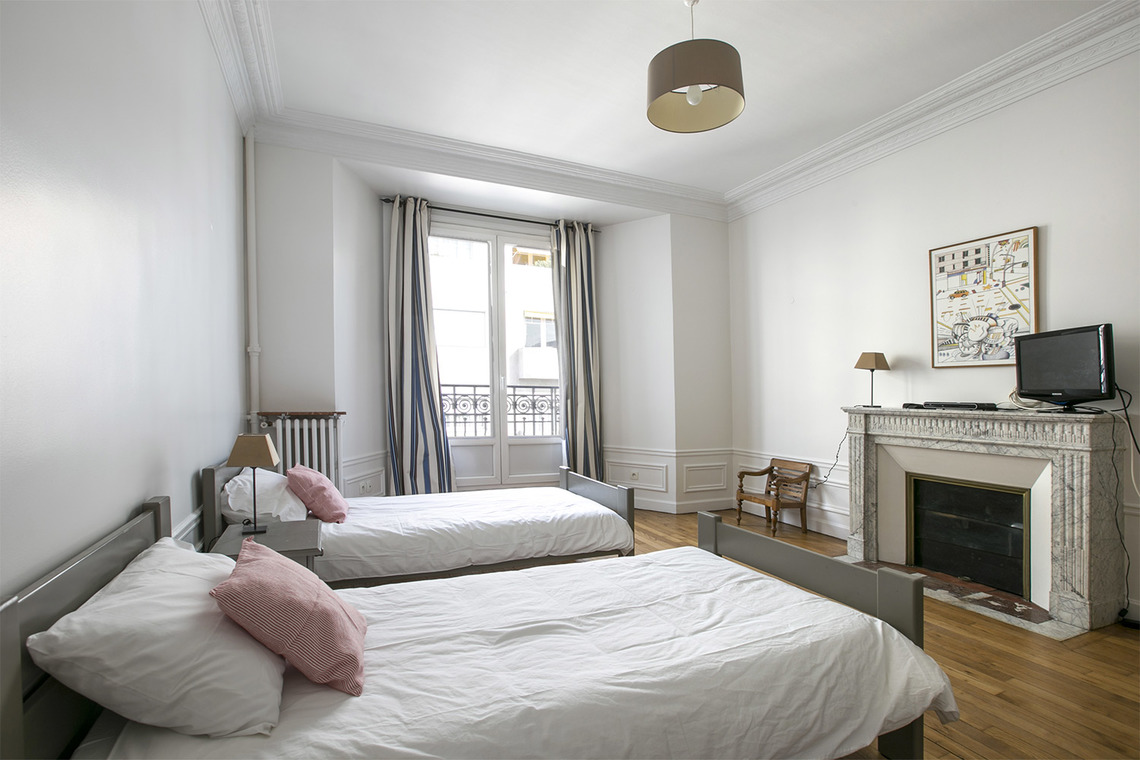 Appartement Paris Avenue de Lamballe 13