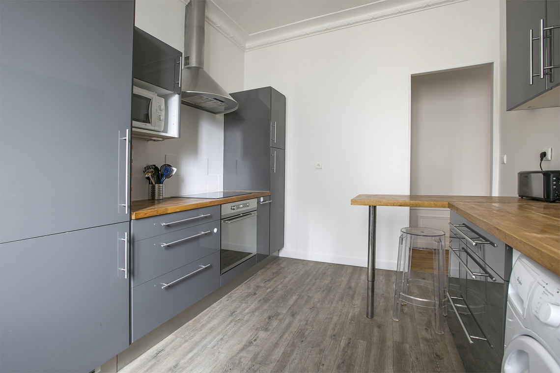 Appartement Paris Avenue de Lamballe 8