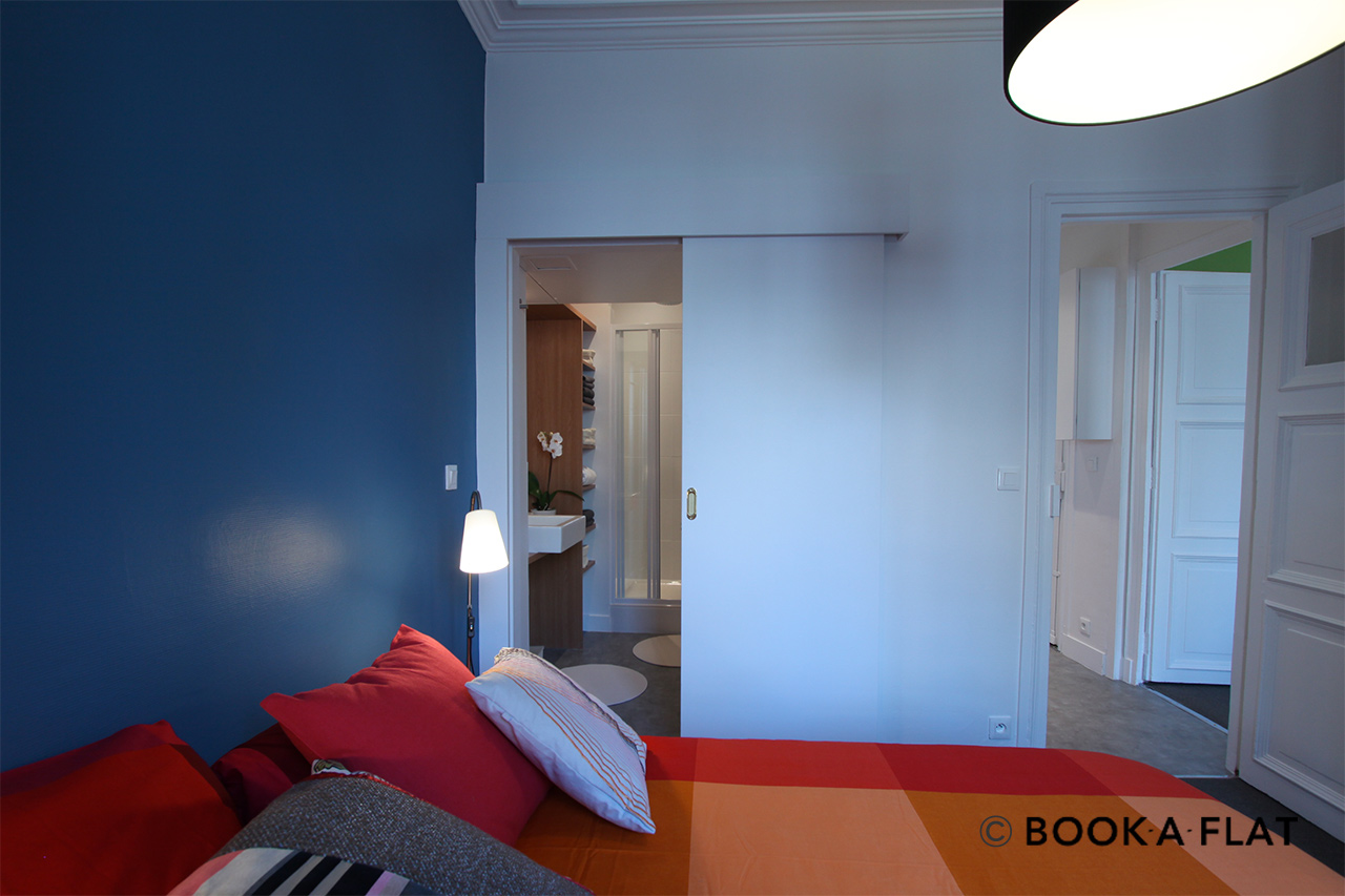 Apartamento Paris Rue Pierre Fontaine 10