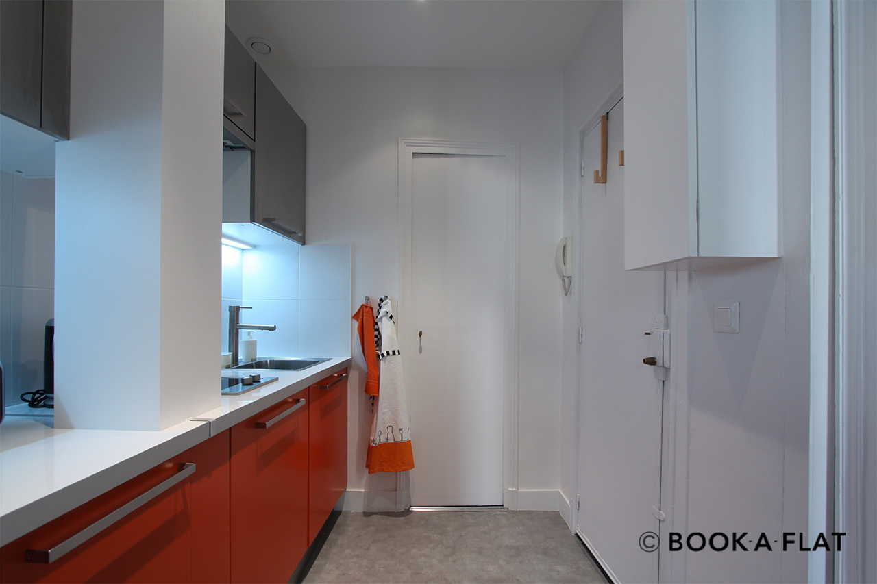 Apartamento Paris Rue Pierre Fontaine 8