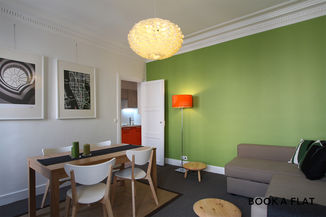 Apartamento Paris Rue Pierre Fontaine 2