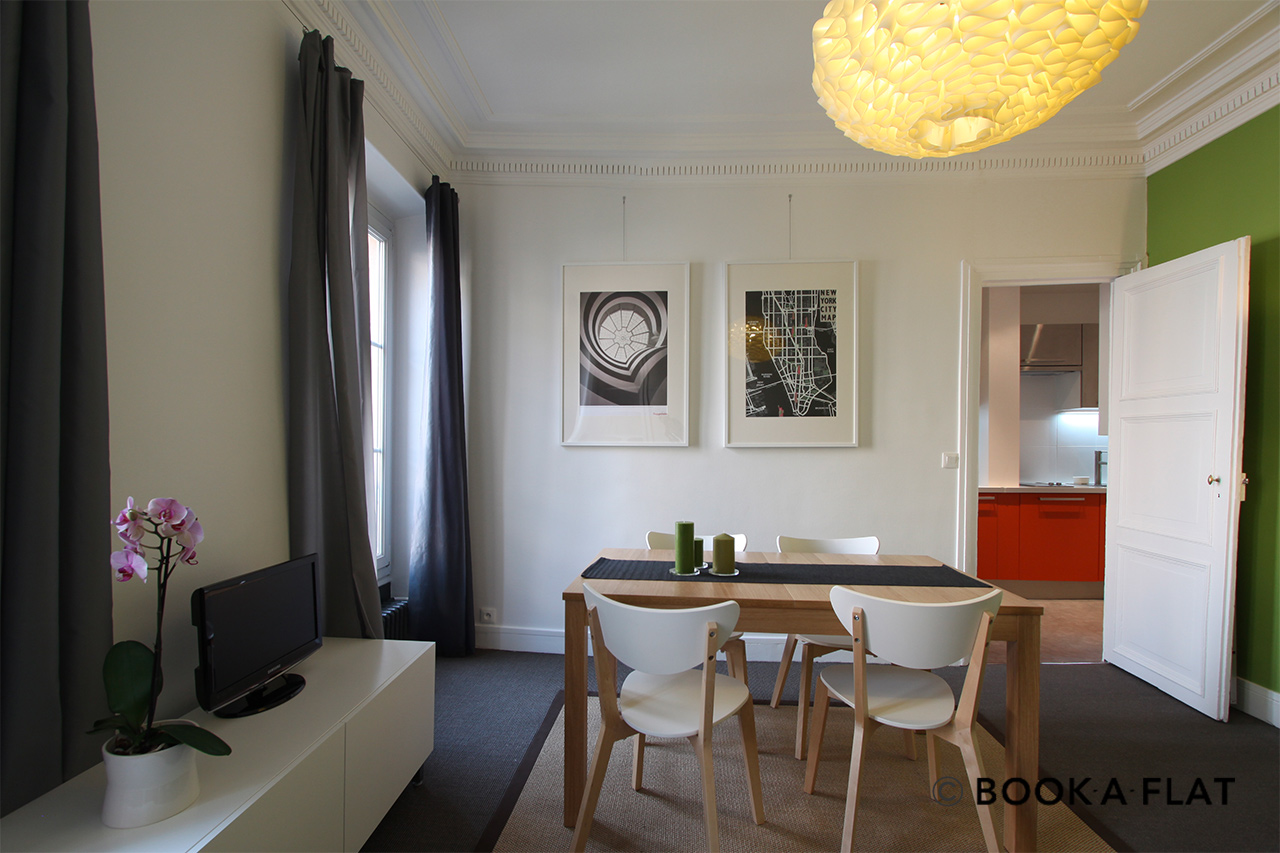 Apartamento Paris Rue Pierre Fontaine 5
