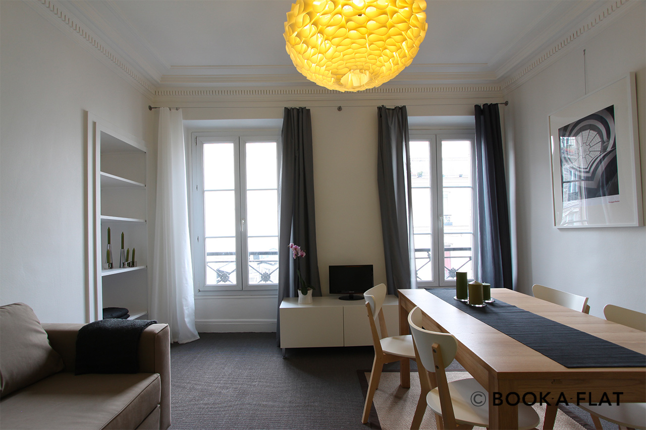 Apartamento Paris Rue Pierre Fontaine 6