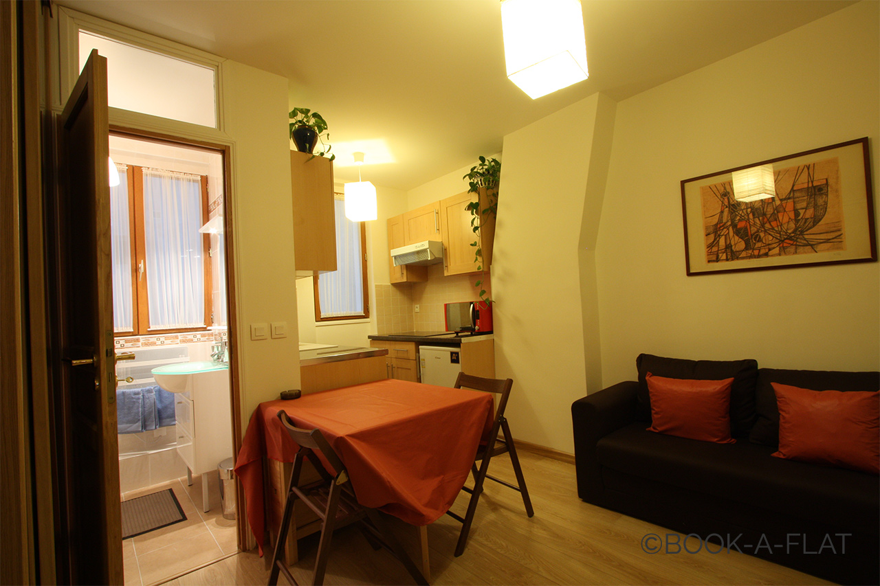 Apartment Paris Rue Clouet 3
