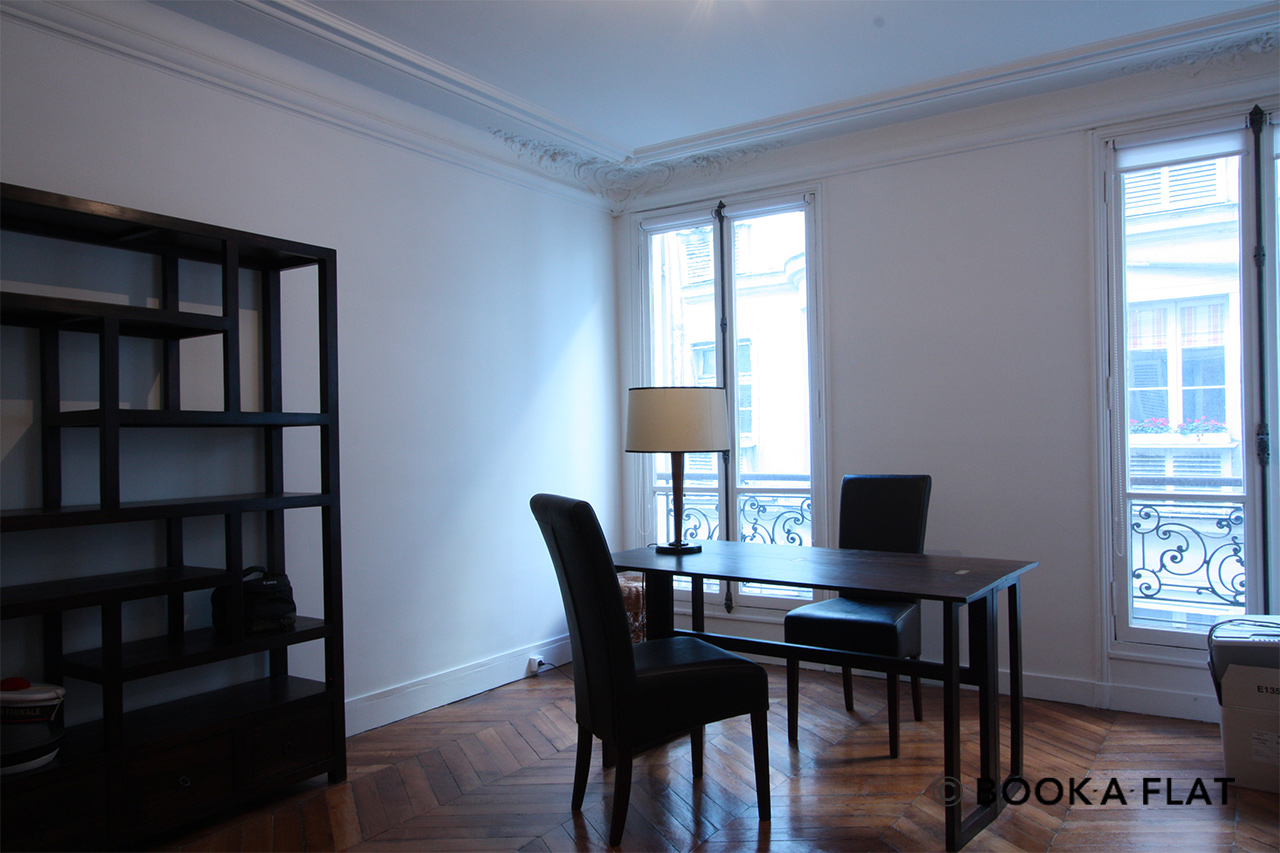 Apartment Paris de Passy 9