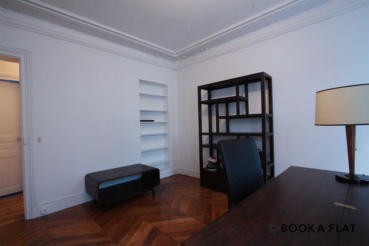 Apartment Paris de Passy 10