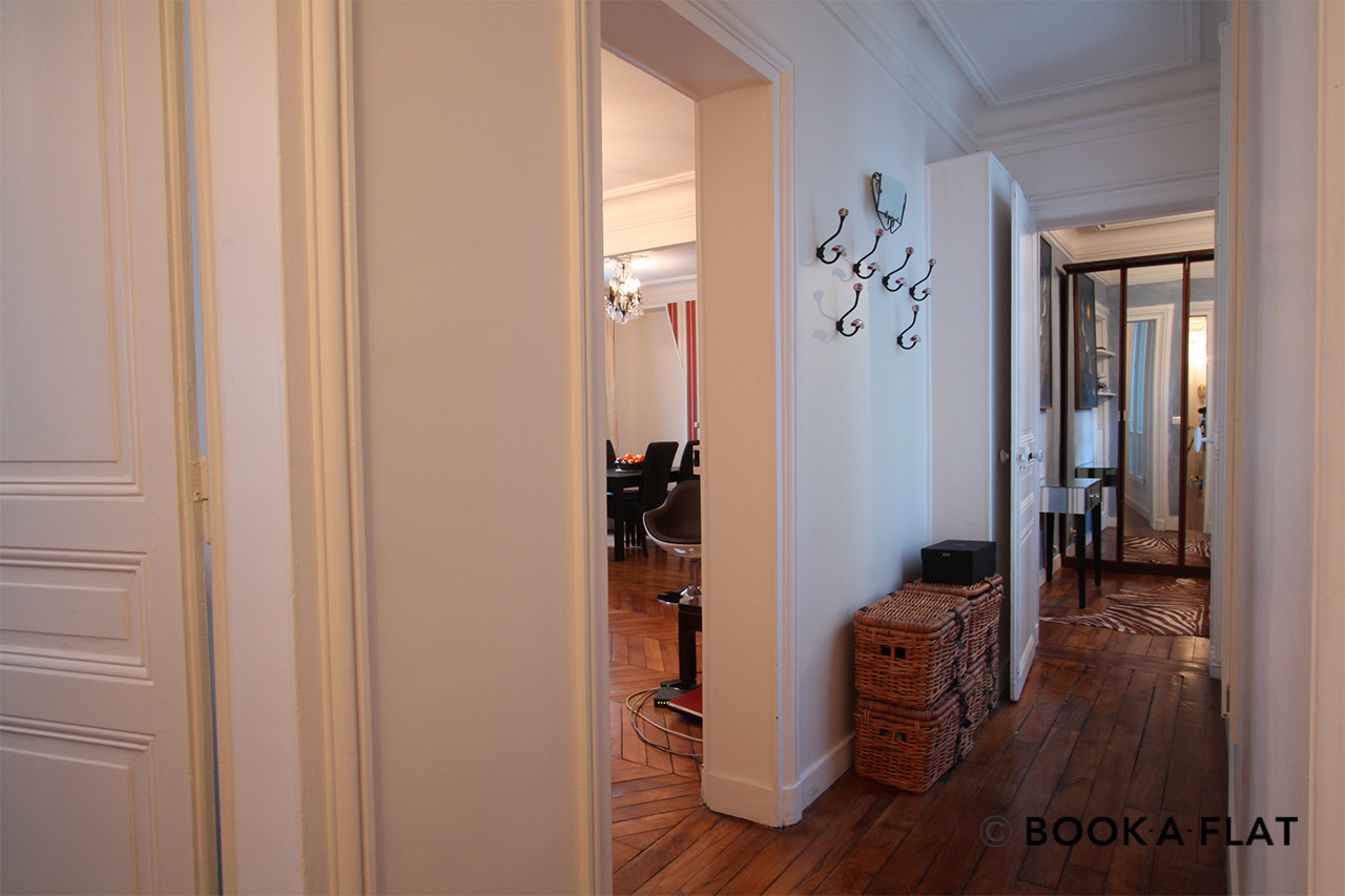 Apartment Paris de Passy 6