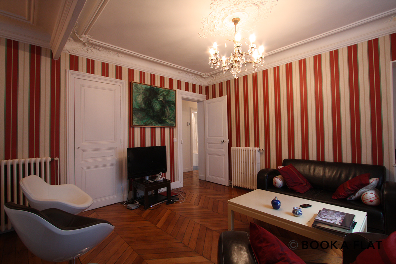 Apartment Paris de Passy 1
