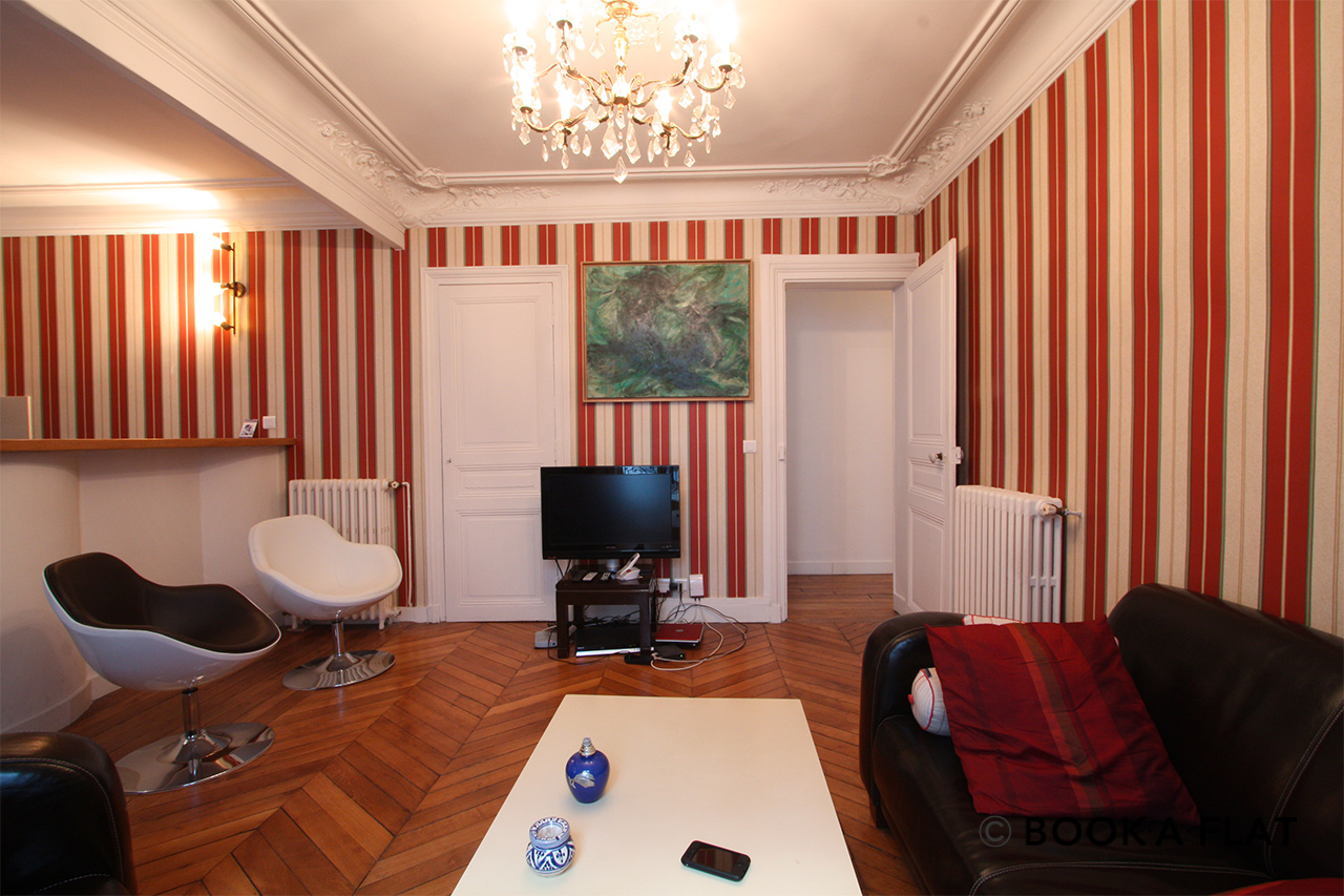 Apartment Paris de Passy 2