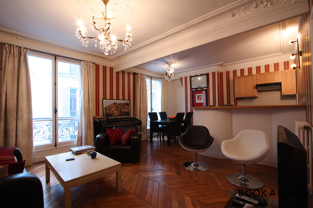 Apartment Paris de Passy 3