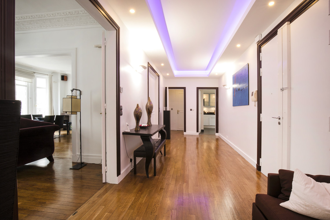 Apartamento Paris Rue Arsene Houssaye 9