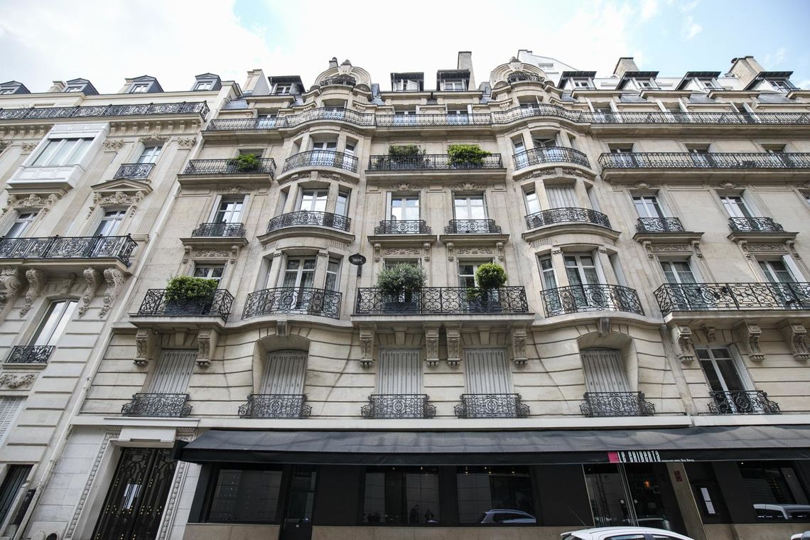 Apartamento Paris Rue Arsene Houssaye 25