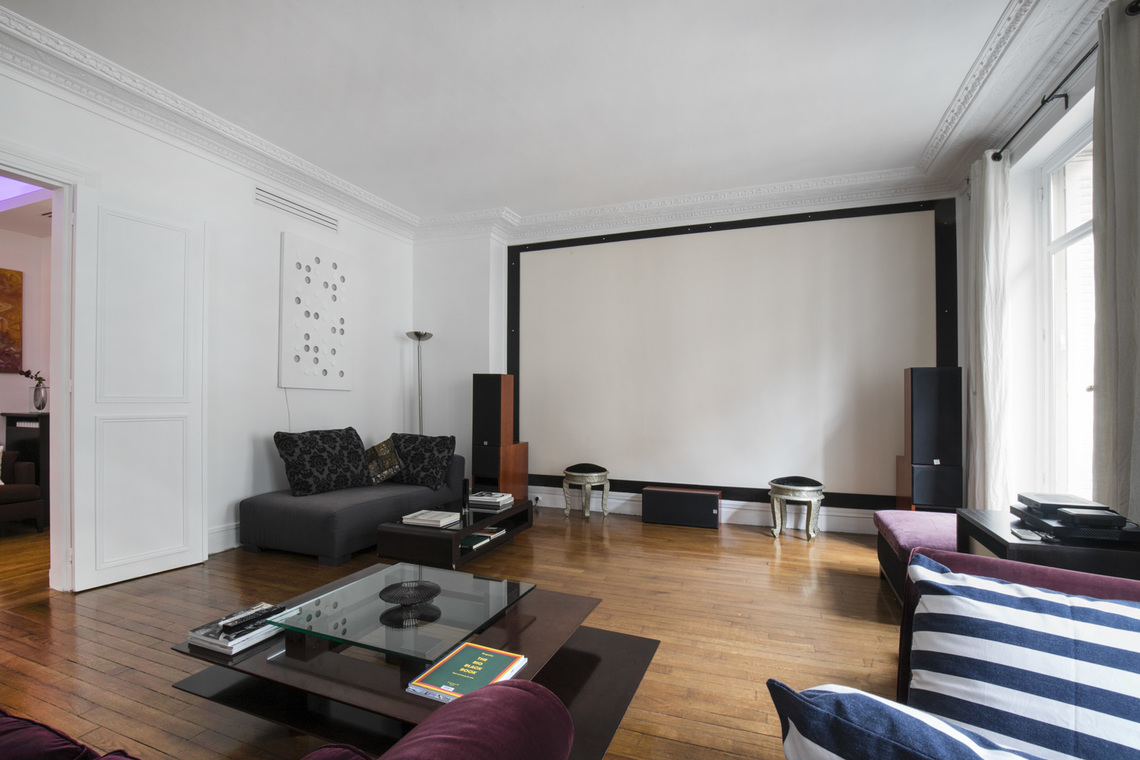 Apartamento Paris Rue Arsene Houssaye 4