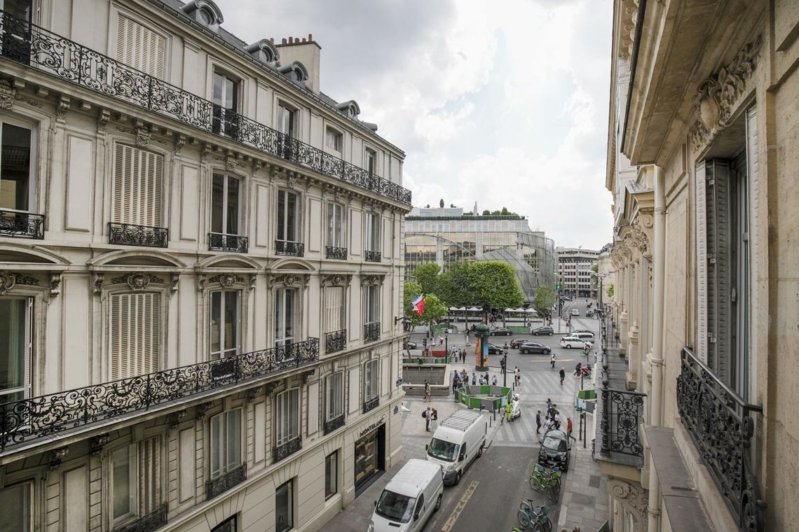 Apartamento Paris Rue Arsene Houssaye 7