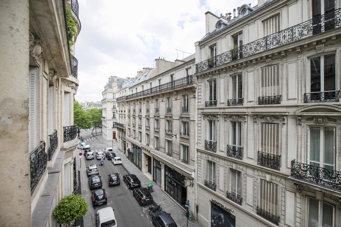 Apartamento Paris Rue Arsene Houssaye 8