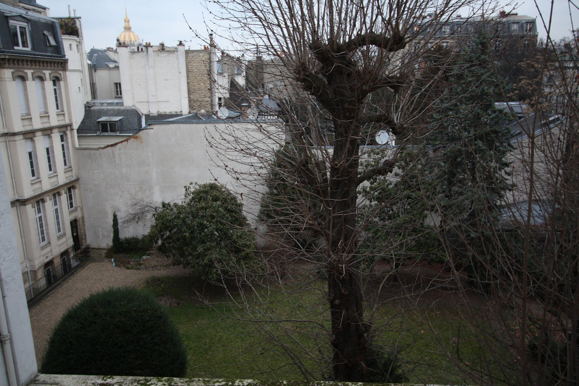 Appartement Paris Rue Monsieur 10