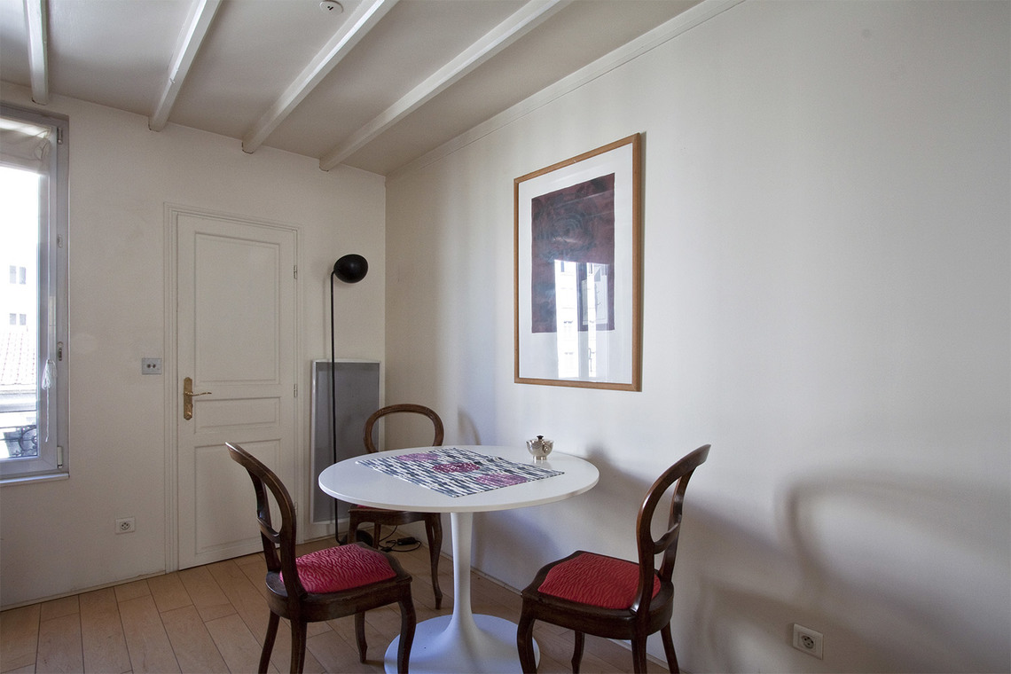 Apartment Paris Rue des Artistes 6