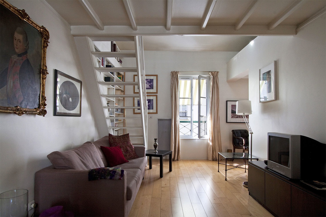 Paris Rue des Artistes Apartment for rent