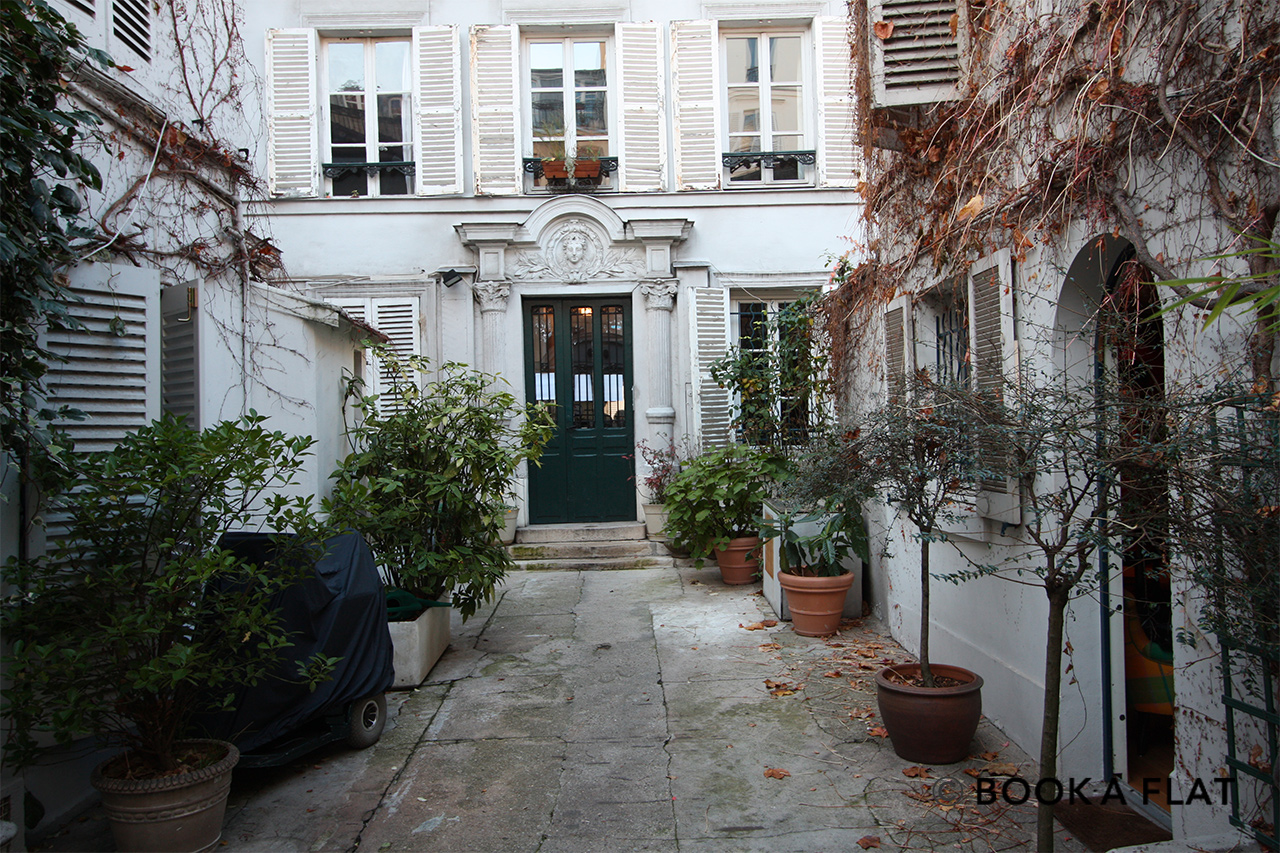 Appartement Paris Rue Germain Pilon 10