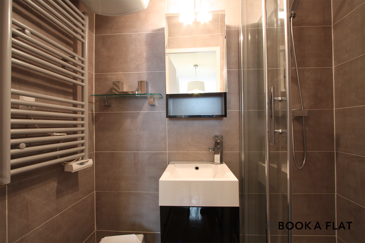 Appartement Paris Rue Germain Pilon 9