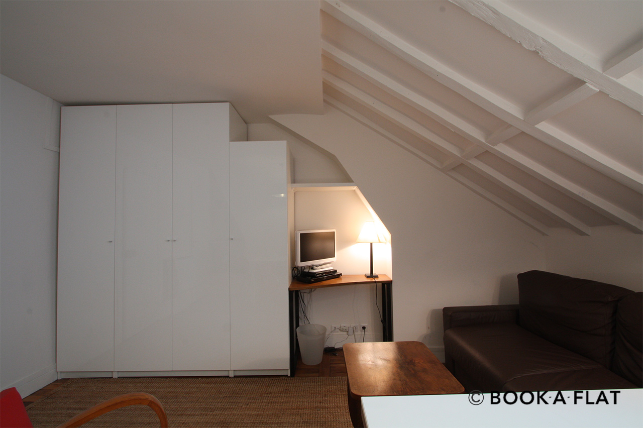 Appartement Paris Rue Germain Pilon 3