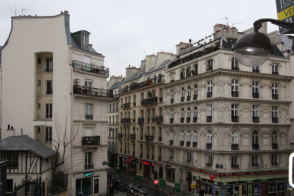 Apartment Paris Rue Frochot 12