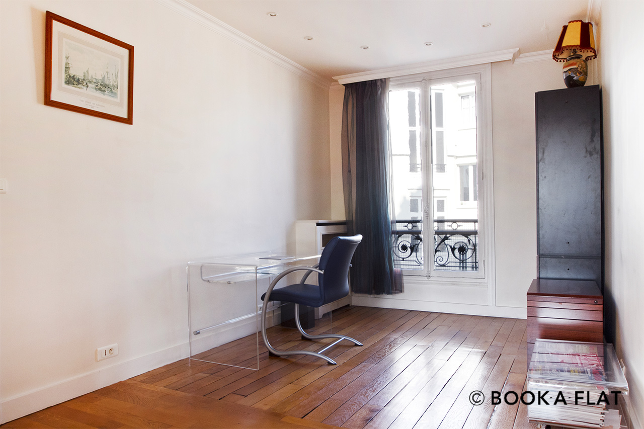 Appartamento Paris Rue Juliette Lamber 8
