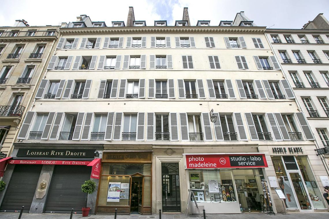 Appartement Paris Rue Boissy d'Anglas 14