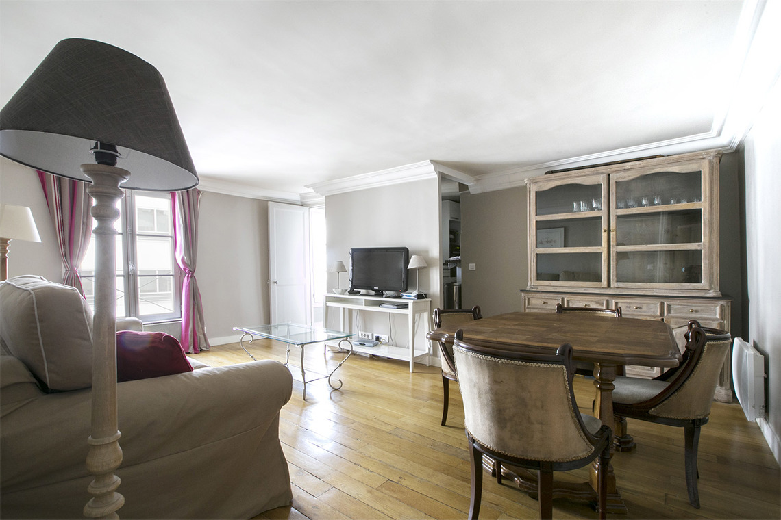 Appartement Paris Rue Boissy d'Anglas 3