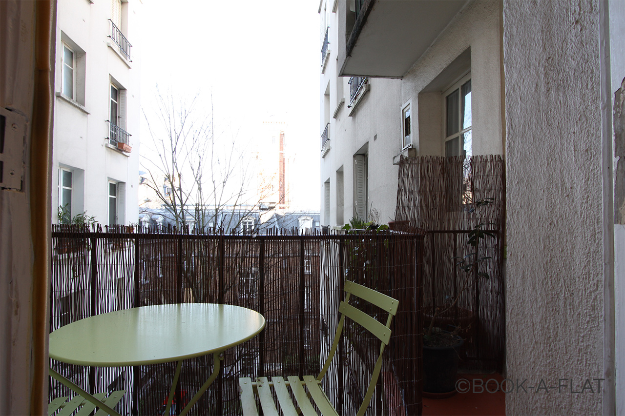 Apartamento Paris Square de Port Royal 13