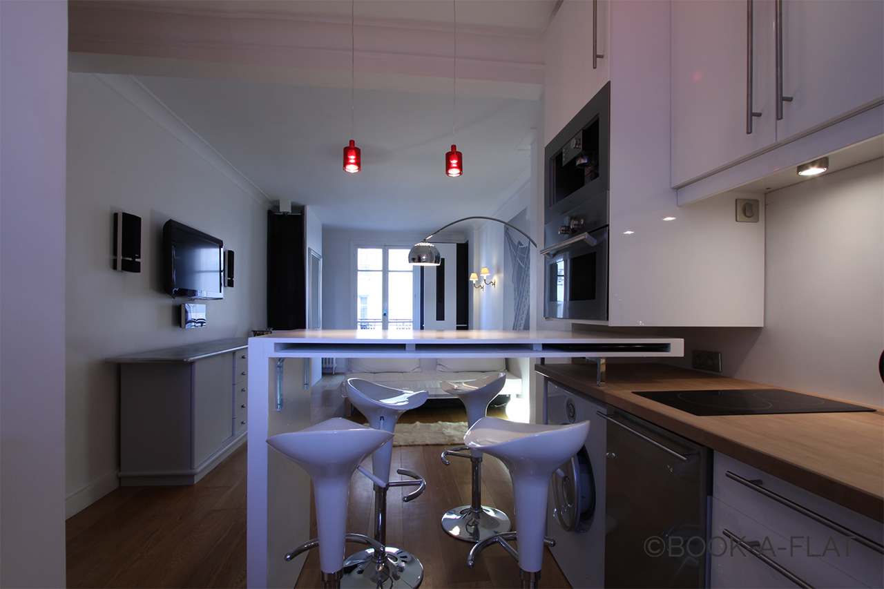 Apartamento Paris Square de Port Royal 7