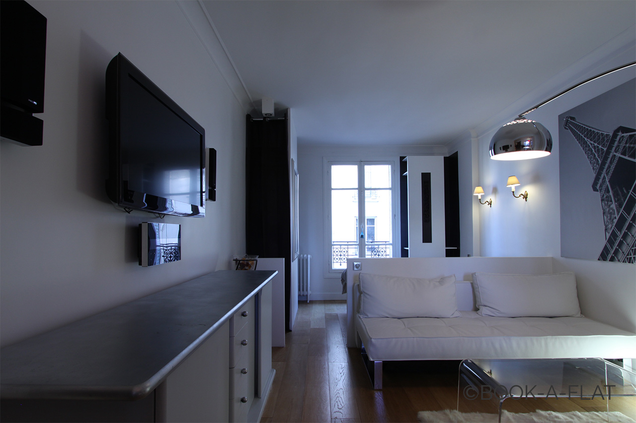 Apartamento Paris Square de Port Royal 3