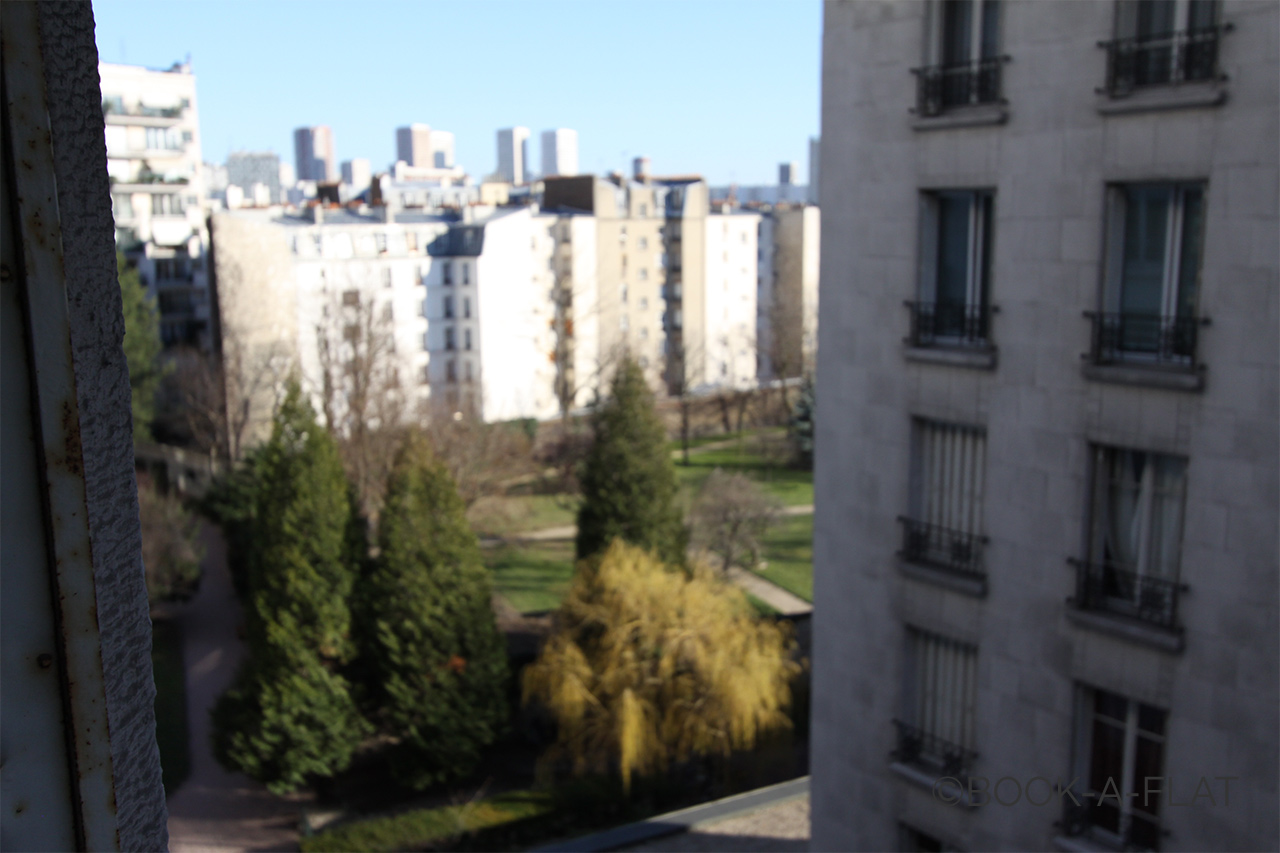 Apartamento Paris Square de Port Royal 16