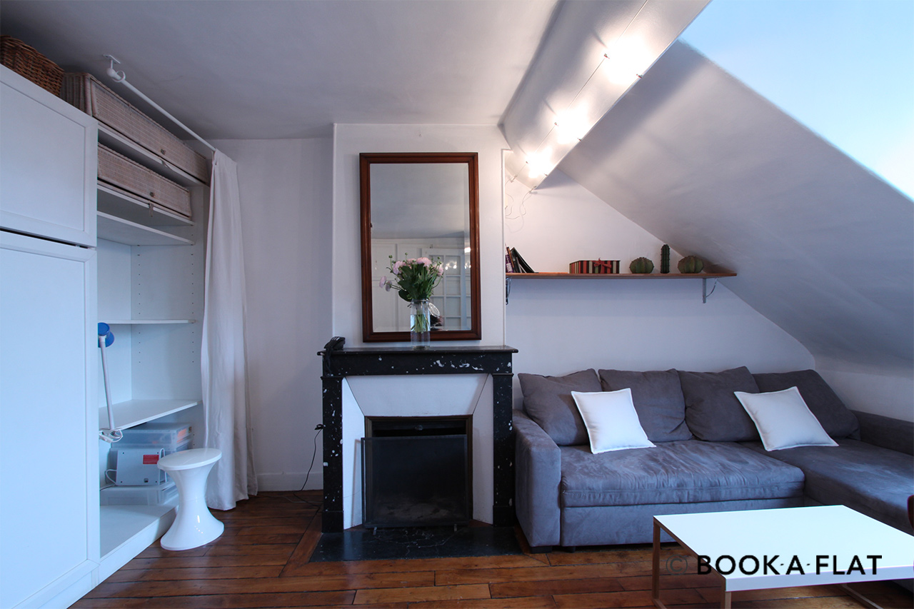 Furnished apartment for rent Paris Rue du Faubourg Saint Honoré