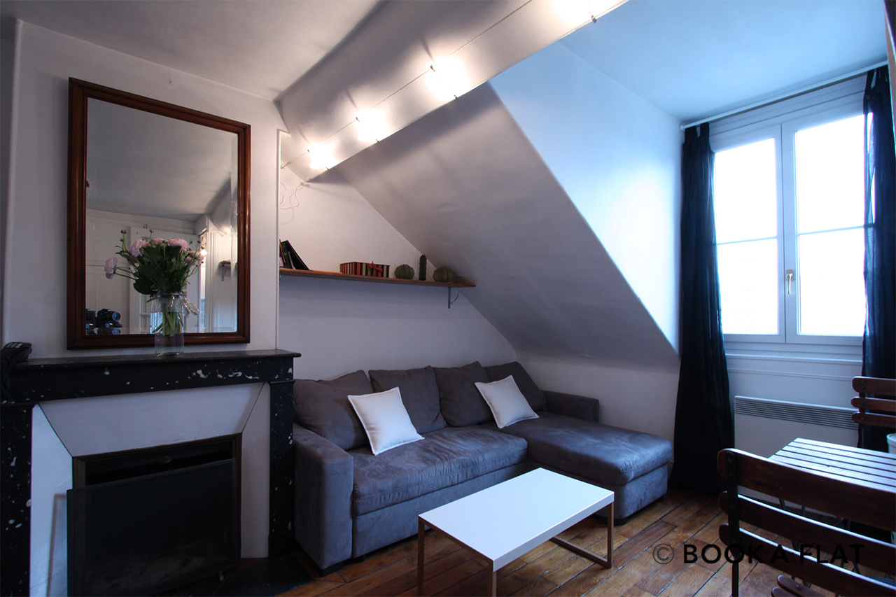 Paris Rue du Faubourg Saint Honoré Apartment for rent