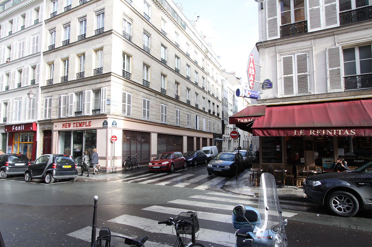 公寓 Paris Rue du Temple 10