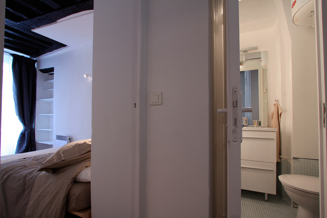 Apartment Paris Rue Mandar 9