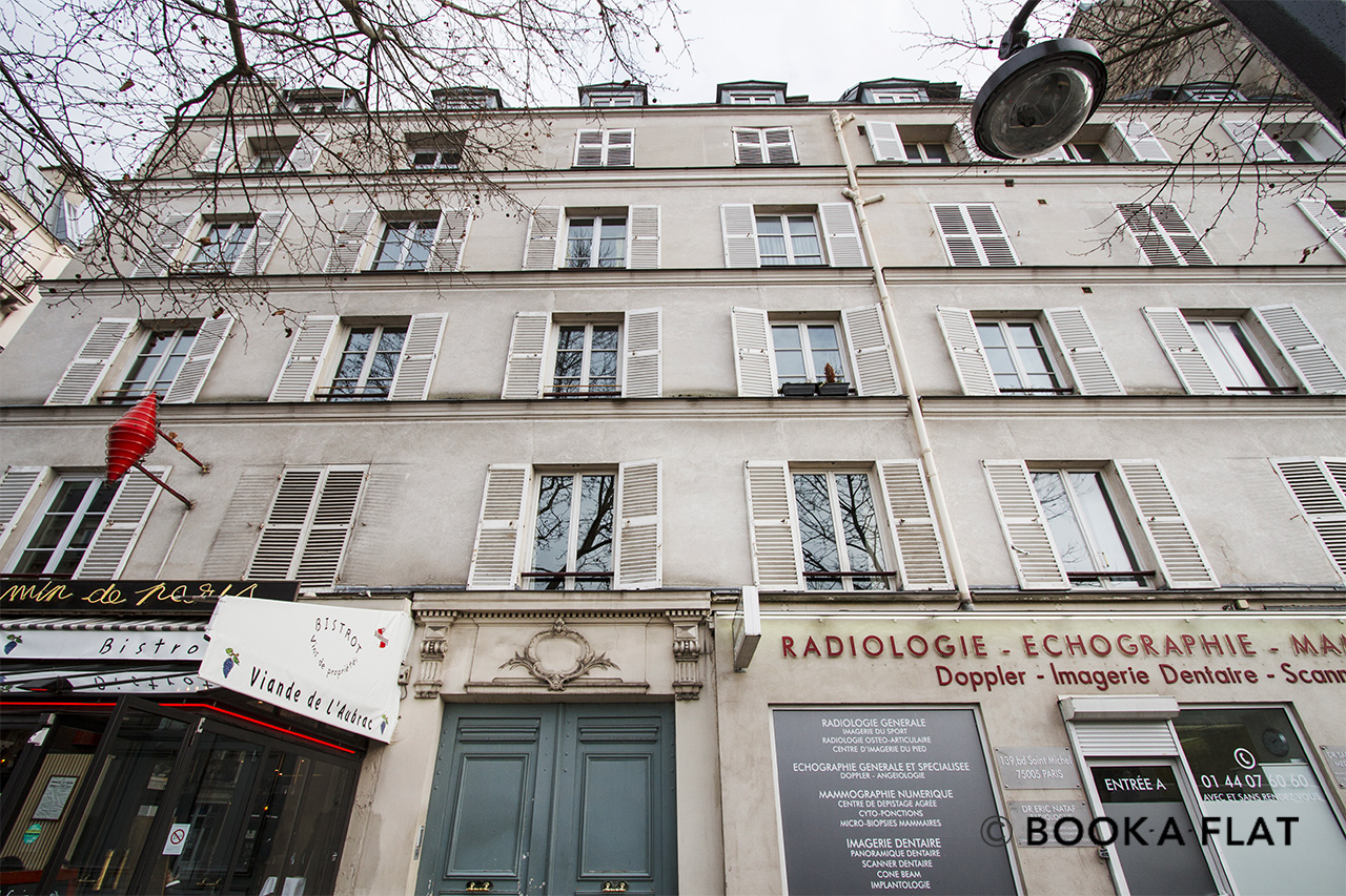 Appartamento Paris Boulevard Saint Michel 12