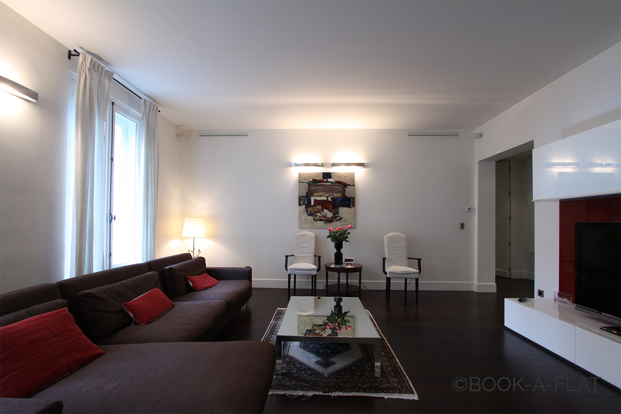 Apartamento Paris Avenue Franklin Roosevelt 2