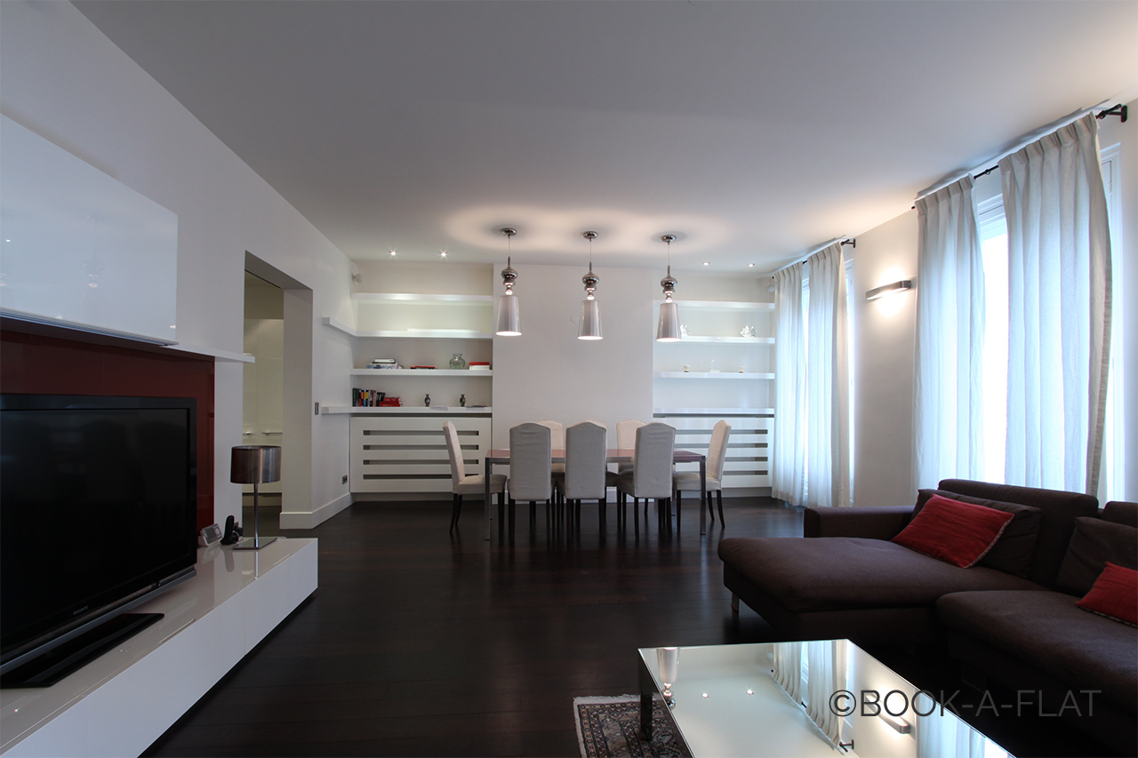 Apartamento Paris Avenue Franklin Roosevelt 3
