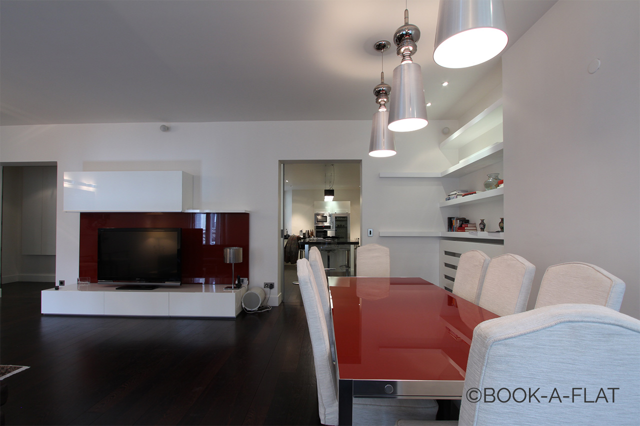 Apartamento Paris Avenue Franklin Roosevelt 4
